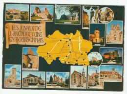 CPM CARTE POSTALE MODERNE - 03 - ALLIER - Architecture En Bourbonnais  écrite Timbrée 1978 - Autres Communes