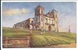 Pernambuco, Igreja Do Carmo, Pernambouc, église, Ruines, Ruinas, Olinda, Oilette, Bon état, Voir Photos Recto Verso #{ - Recife