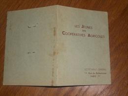 Margny Sur Matz -(Oise)-Carte-Les Jeunes Des Coopératives Agricoles-Madame Falampin Marcelle- - Cartes