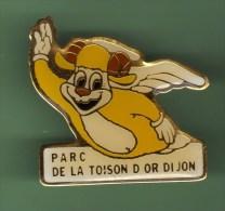 DIJON *** PARC DE LA TOISON D´OR *** (0ZZ) - Steden