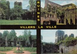 Ruines De Villers La Ville - Multi-vues - Villers-la-Ville