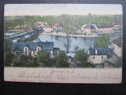 AK BRANDYS Nad Labem 1904  ///  V9804 - Czech Republic