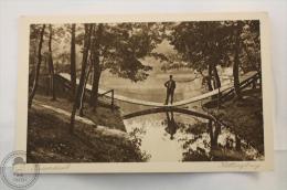 Postcard France - Rosendael , Kettingbrug - Edited: Weenenk & Snel, Den Haag. 1913 - Unposted - Francia
