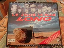 """edition comm�morative  num�rot�e """" Le jour le plus long """" 2 cassettes VHS une version noir et blanc+une version couleur"""