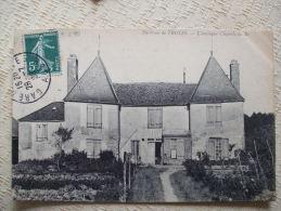 AL6-10- ENVIRONS DE TROYES- L'ANCIENNE CHAPELLE DU BE - France