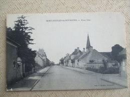 AL6-37 -SAINT NICOLAS DE BOURGUEIL - GRAND'RUE - Other Municipalities