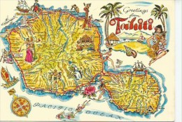 LE DERNIER PARADIS   ISLAND OF CHARME   OHL - Tahiti