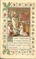 Devotie - Premiere Messe De Victor Goblet - Ordre De Carmes Déchaussés Liège 1890 - Andachtsbilder