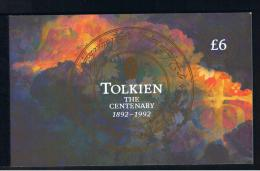 RB 988 - 1992 GB Prestige Booklet - Tolkien - Retail £7.50 - Booklets