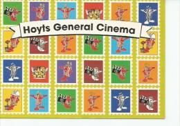 HOTYS GENERAL CINEMA  COMPLEJO DE CINE   ARGENTINA    OHL - Publicidad
