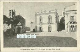 TAORMINA  MESSINA  HOTEL RIIS - Messina