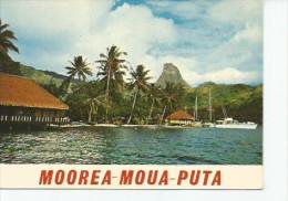 MOOREA  MOUA PUTA  OHL - Tahiti