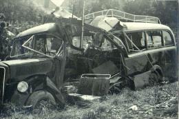 AK SLOWENIEN SLOVENIA CILLI  AUGUST 1941 Autowrack  Landete In FELDFOTOGRAFIJE FOTO ALTE POSTKARTEN - Slovenia