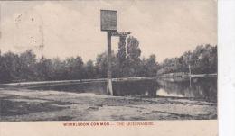 WIMBLEDON COMMON - THE QUEENSMERE - Surrey