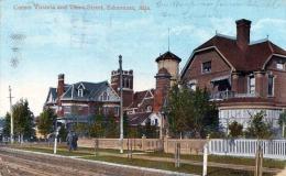 CORNER VICTORIA And Third Street, Edmonton, Alta 1920 - Edmonton