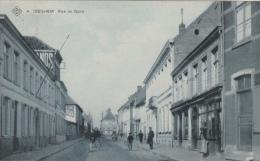 Cpa/pk  1911 Izegem Iseghem Rue De Gand SBP - Izegem