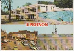 R : Eure Et Loir : EPERNON :  Vues   1976 - Epernon