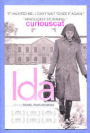 MOVIE FILM ADVERTISMENT POSTER POSTCARD For The Film  IDA  By PAWEL PAWLIKOWSKI - Affiches Sur Carte