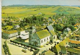 AIX EN OTHE - L'église Vue Aérienne - France