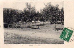 Algerie Gastu Le Square - Alger