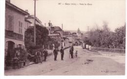 Gex - Vers La Gare - Gex