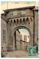 CP, 55, VERDUN, La Porte Chatel, Voyagé - Verdun