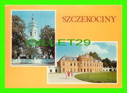 SZCZEKOCINY, POLOGNE - 2 MULTIVUES - - Pologne