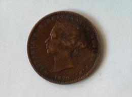 JERSEY 1/26 SHILLING 1870 - Jersey