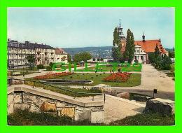 WLOCLAWEK, POLOGNE - STARY RYNEK Z PRAWE POZNOGOTYCKI KOSCIOT - TRAVEL - - Pologne