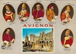 84 - Avignon - Siège De La Papauté De 1309 à 1376 - Avignon