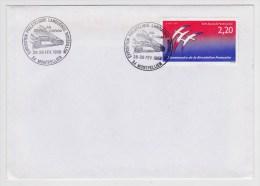 1989 - EXPOSITION PHILATELIQUE LANGUEDOC ROUSSILLON - MONTPELLIER - Poststempel (Briefe)