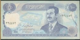 ��� IRAQ - 100 DINARS UNC ���