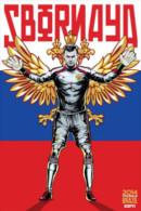 STICKER SIZE.6,5X9,5 CM. APROX - WORLD CUP FOOTBALL BRASIL 2014 - RUSSIA - Stickers