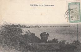 Cpa/pk 1912 Madagascar - Majunga La Pointe Du Sable - Madagascar