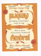 Ambrel - Duwac Mouscron Moeskroen Publicité De Table - Tafelreclame - Autres Collections