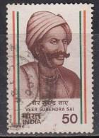 India Used 1986, Veer Surendra Sai - Oblitérés