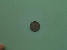 MALAYA & BORNEO 1956 - 10 Cents / KM 2 ( For Grade, Please See Photo ) !! - Kolonies