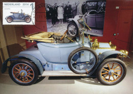 D16925 CARTE MAXIMUM CARD FD 2014 NETHERLANDS - EIJSINK 1912 - OLDTIMER LOUWMAN MUSEUM THE HAGUE CP ORIGINAL - Automobili