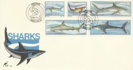 Ciskei 1983 Sharks FDC - Ciskei