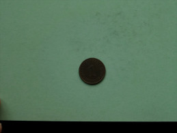 1903 J - 1 Pfennig / KM 10 ( Uncleaned Coin / For Grade, Please See Photo ) !!