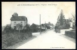 Cpa Du 35 Le Grand Fougeray , Méguinel  Route De Pierric  ...  Redon   MAI9 - Redon