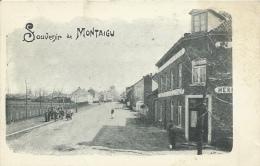 Scherpenheuvel ....wijk, Straat .... ( Verso Zien ) - Scherpenheuvel-Zichem