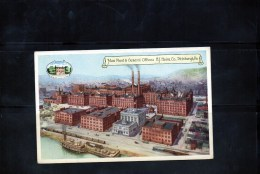 PITTSBURGH     H .j  General Offices  Heinz Co Main Plant               (2 Postcards)          437/38/45 - Pittsburgh