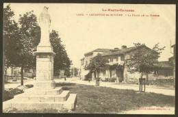 LABARTHE De RIVIERE Rare La Place De La Vierge (Labouche) Haute Garonne (31) - Autres Communes