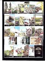 ALLEMAGNE - 30 VIGNETTES TOURISME NEUVE  TB - Commemorative Labels