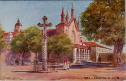 Pierre COMBAZ - Monastère De Cimiez - Nice (68833) - Combaz