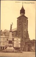 Cp Tournai Wallonien Hennegau, L'Église Ste. Marguerite - Belgium