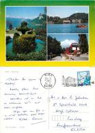 Bled, Slovenia Postcard Posted 1990 Stamp - Slovenia