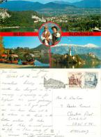 Bled, Slovenia Postcard Posted 1974 Stamp - Slovenia