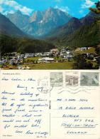 Kranjska Gora, Slovenia Postcard Posted 1983 Stamp - Slovenia